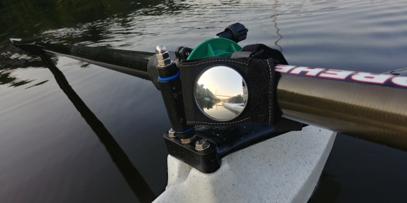 scullers rearview mirror