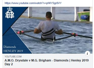 drysdale royal henley 2019