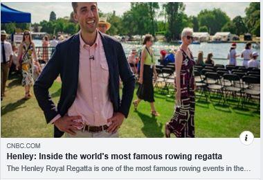 Inside the Royal Henley