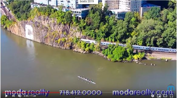 Spuyten Duyvil Columbia U rowing team