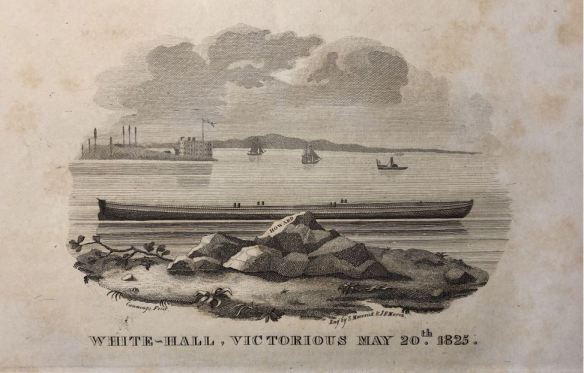 1825 Whitehall race