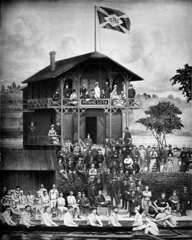 Minn Boat Club 1855
