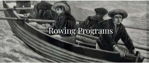 rowing programs