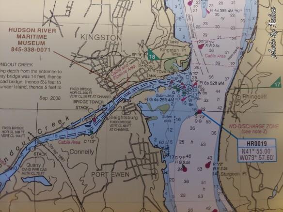 Rondout Creek Hudson River Confluence