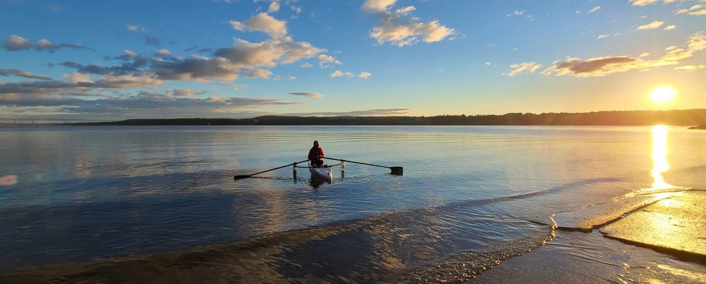 the Rondout Rower